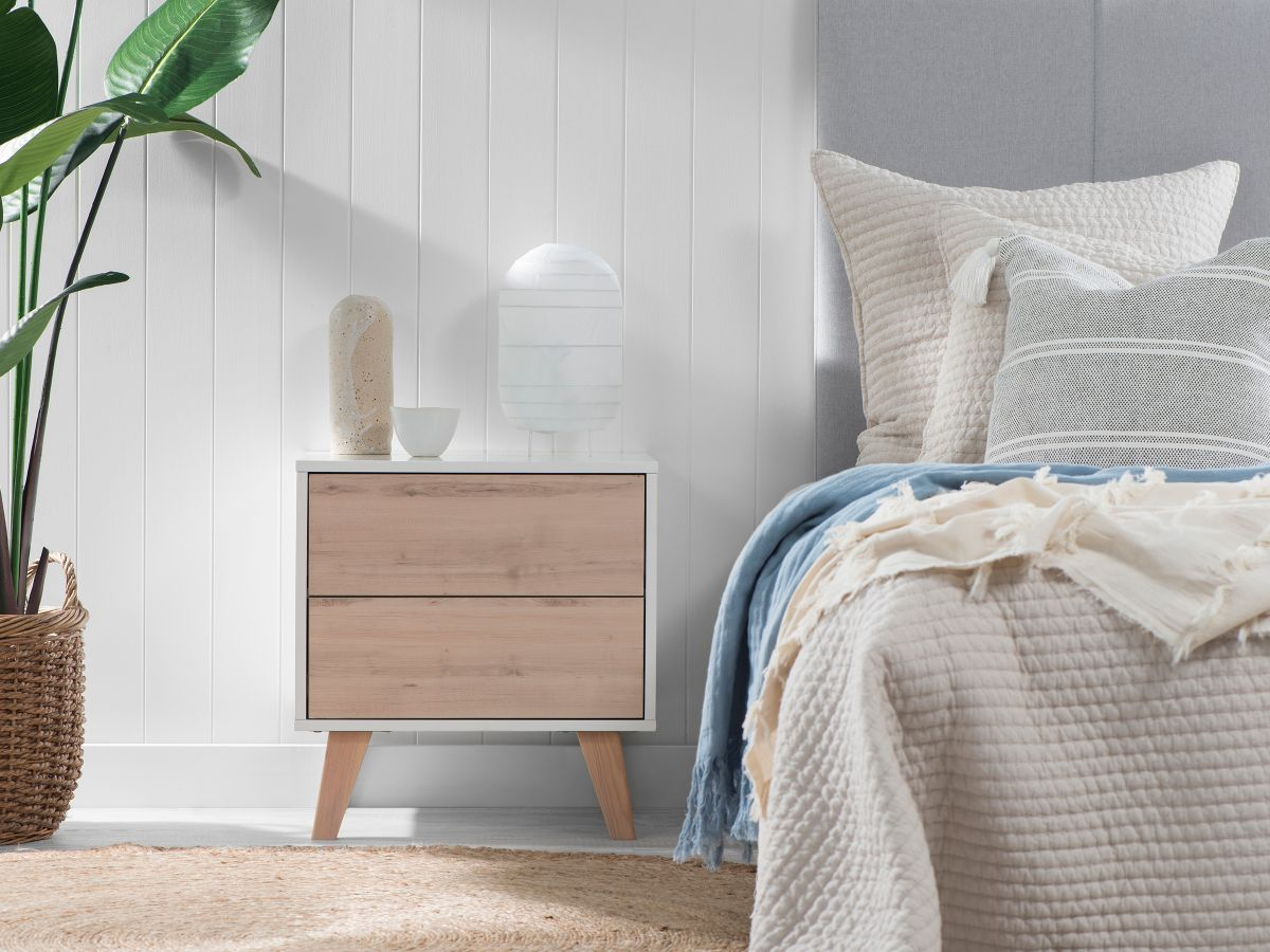 Scarborough Bedside Table