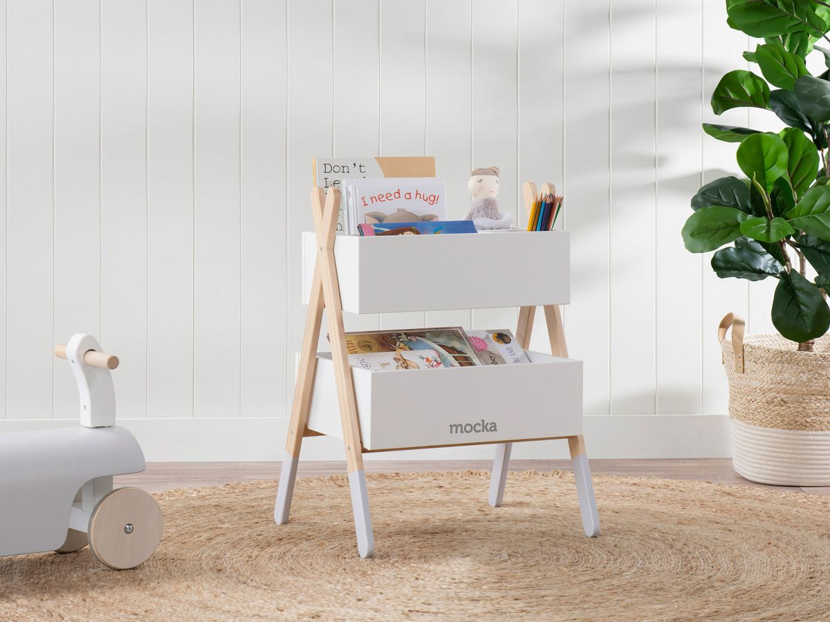 Wilbur Kids Storage Shelf