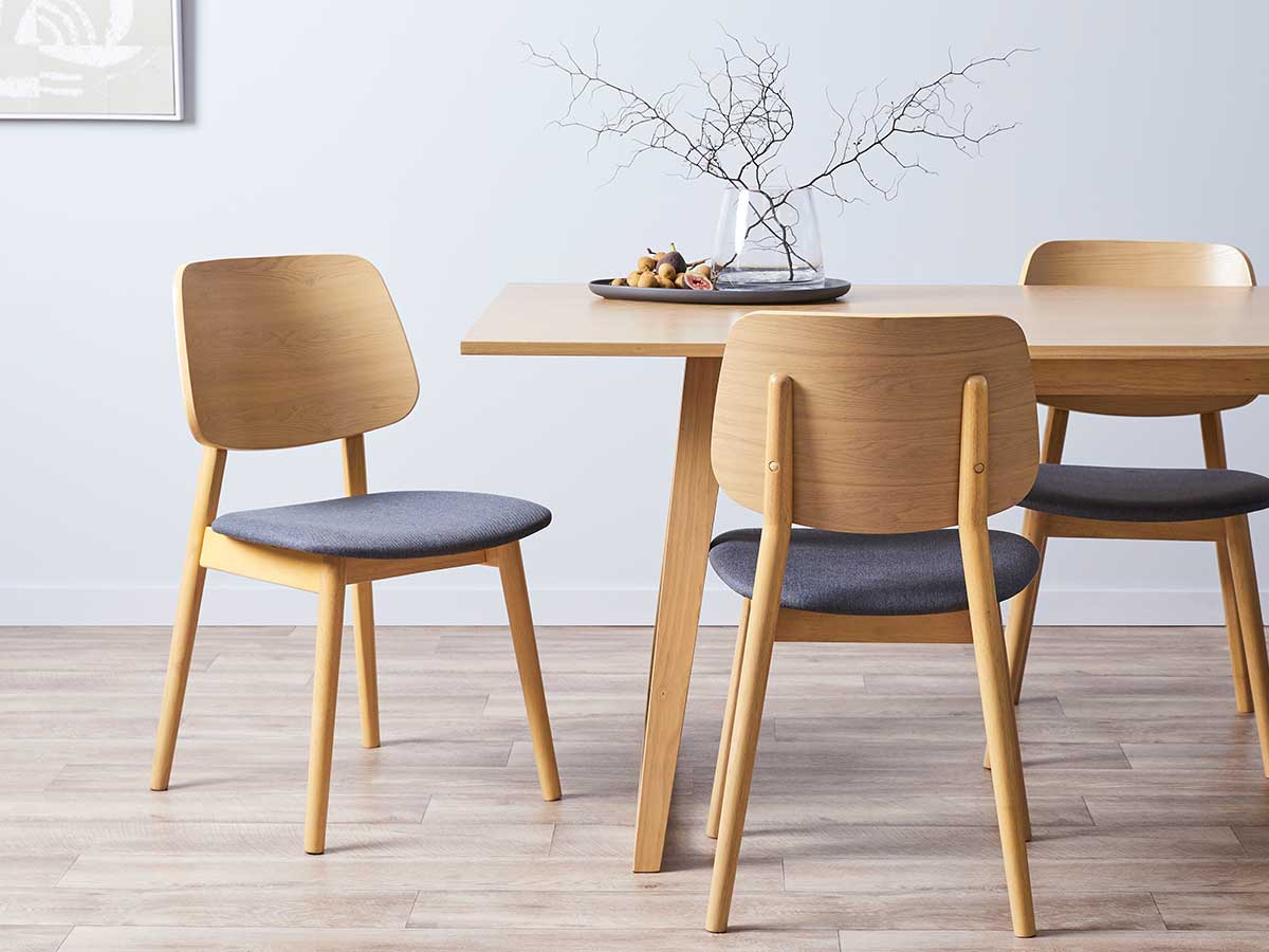 Livi Dining Chair - Charcoal