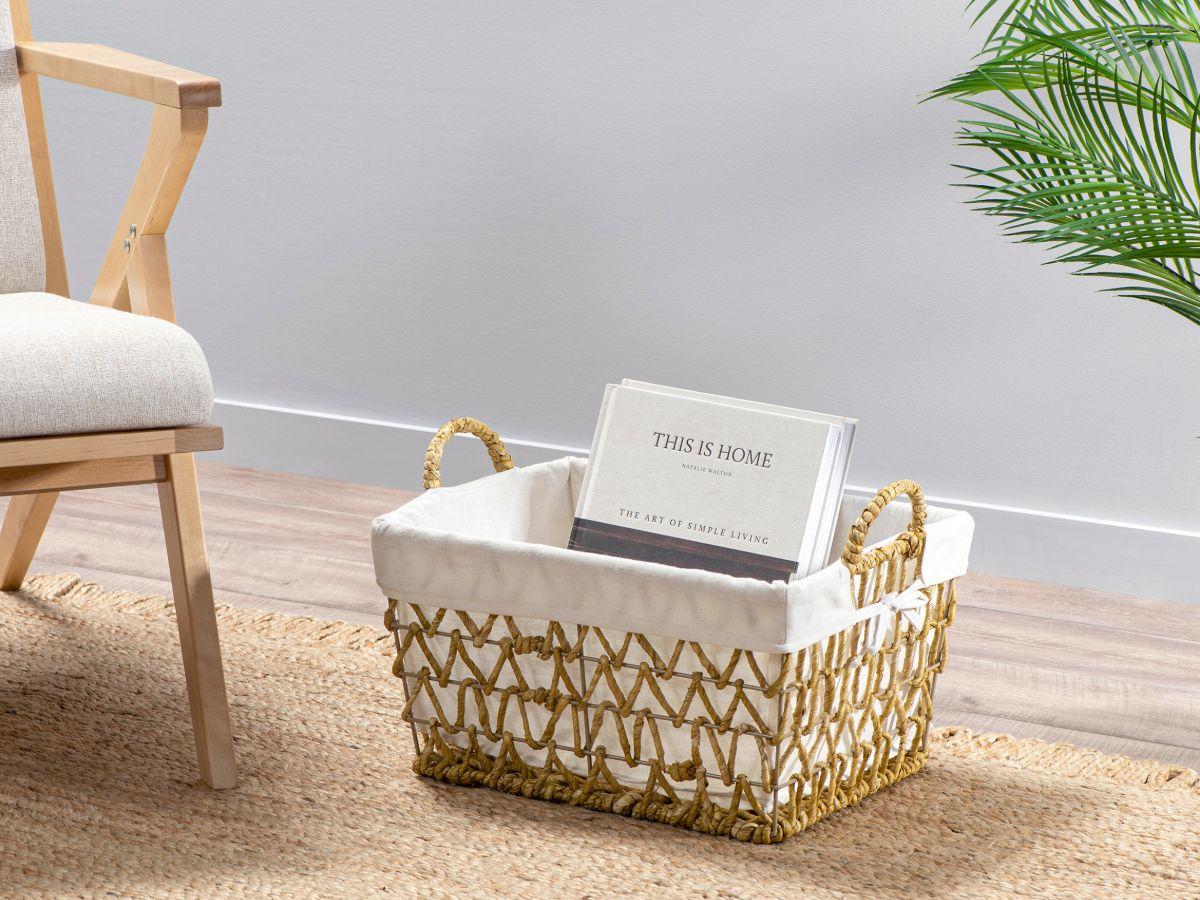 Gracelyn Rectangular Basket