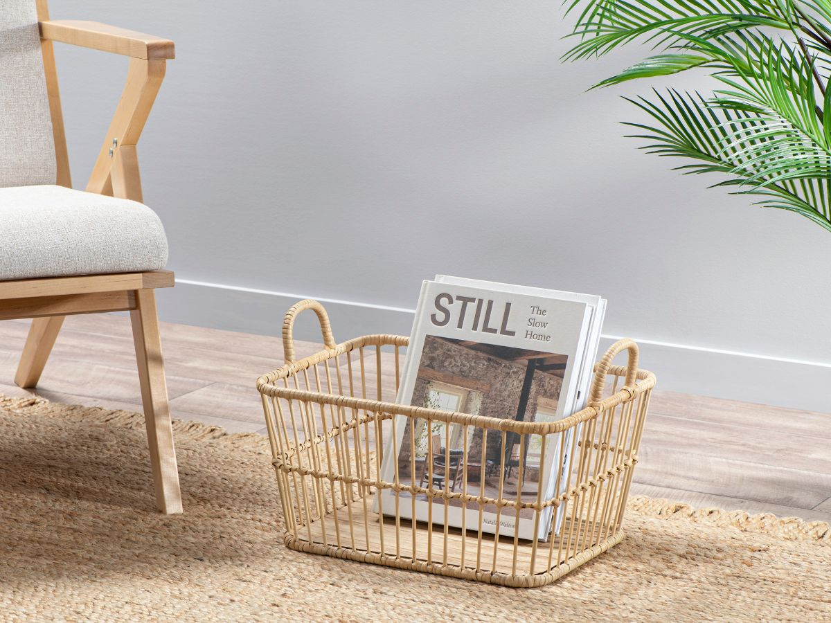 Tamari Rectangular Basket