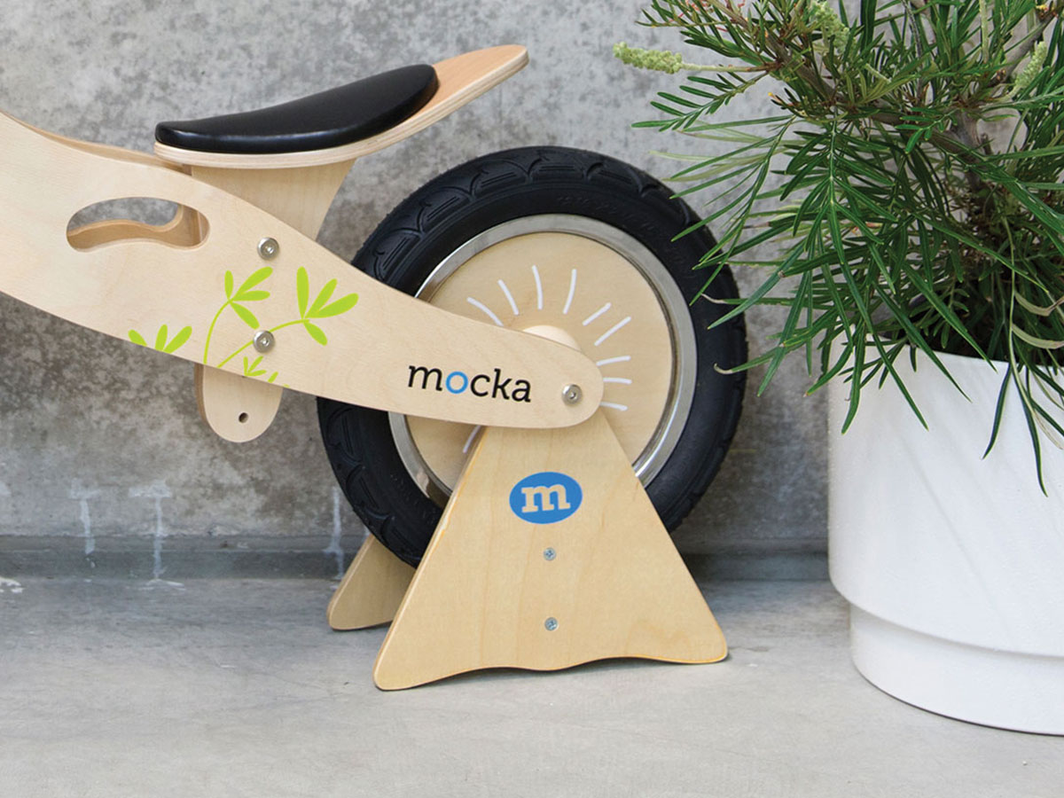 Balance Bike Stand