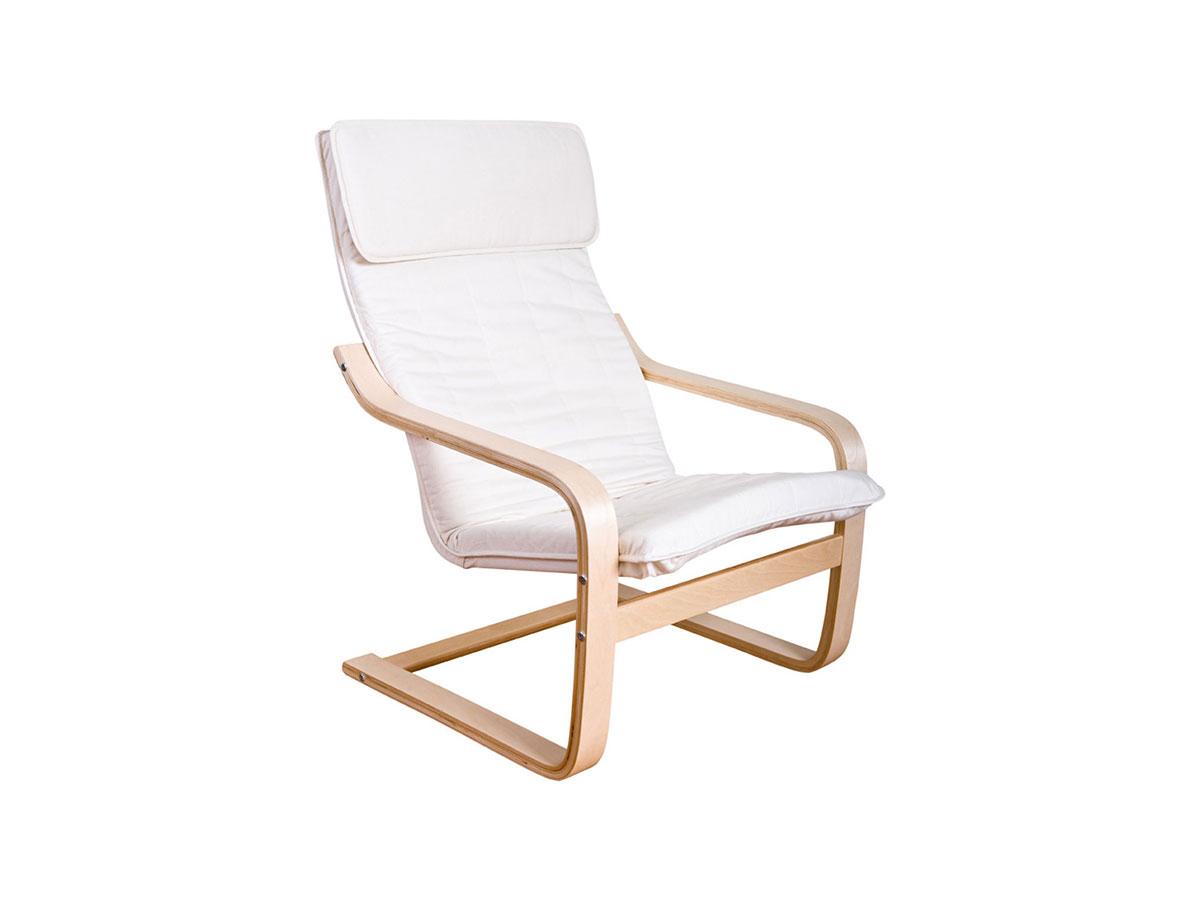 Asta Adult Chair Cover - Cream