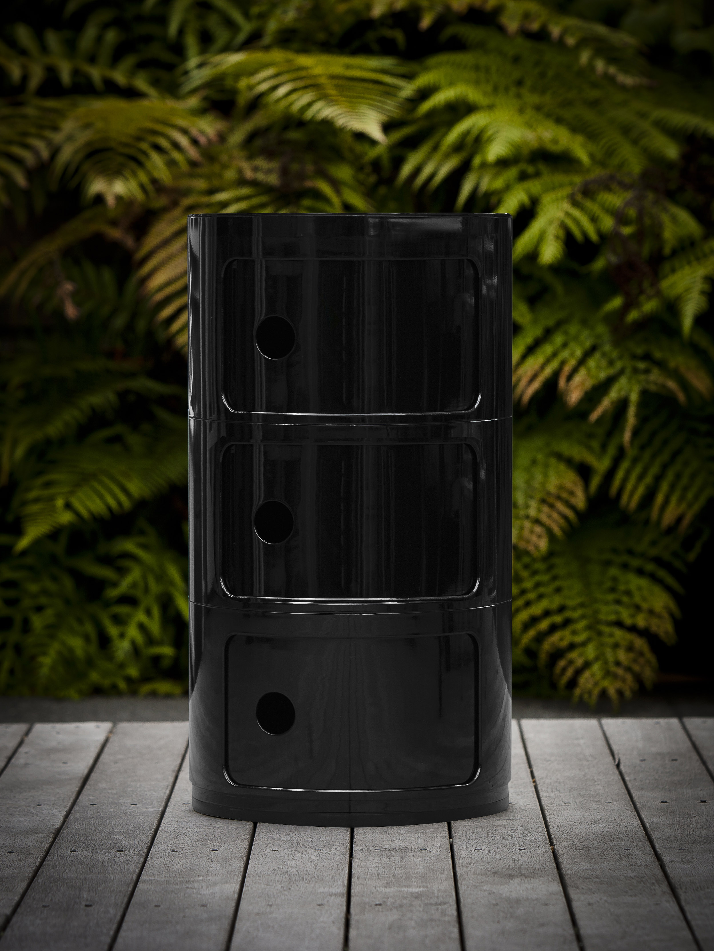 Mocka Post Box 3 - Black