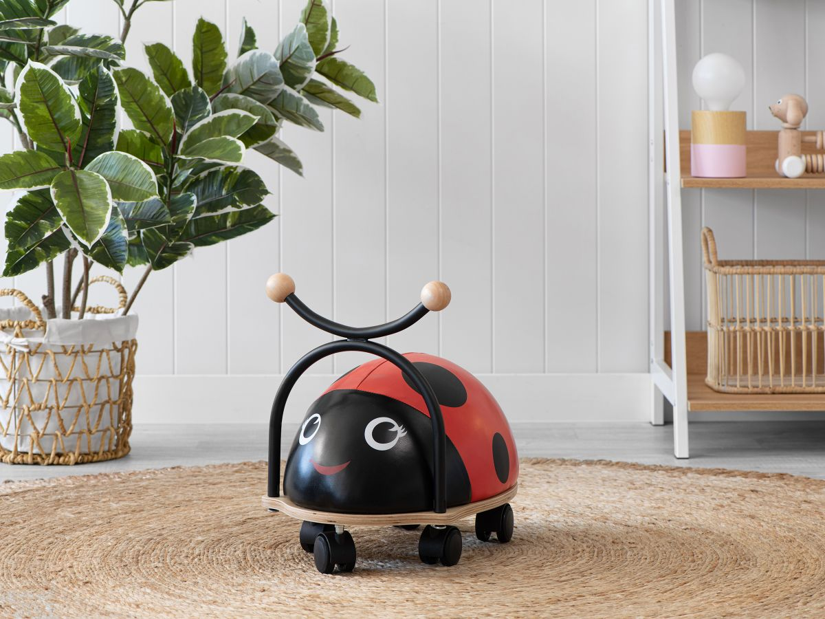 Ride on Ladybird