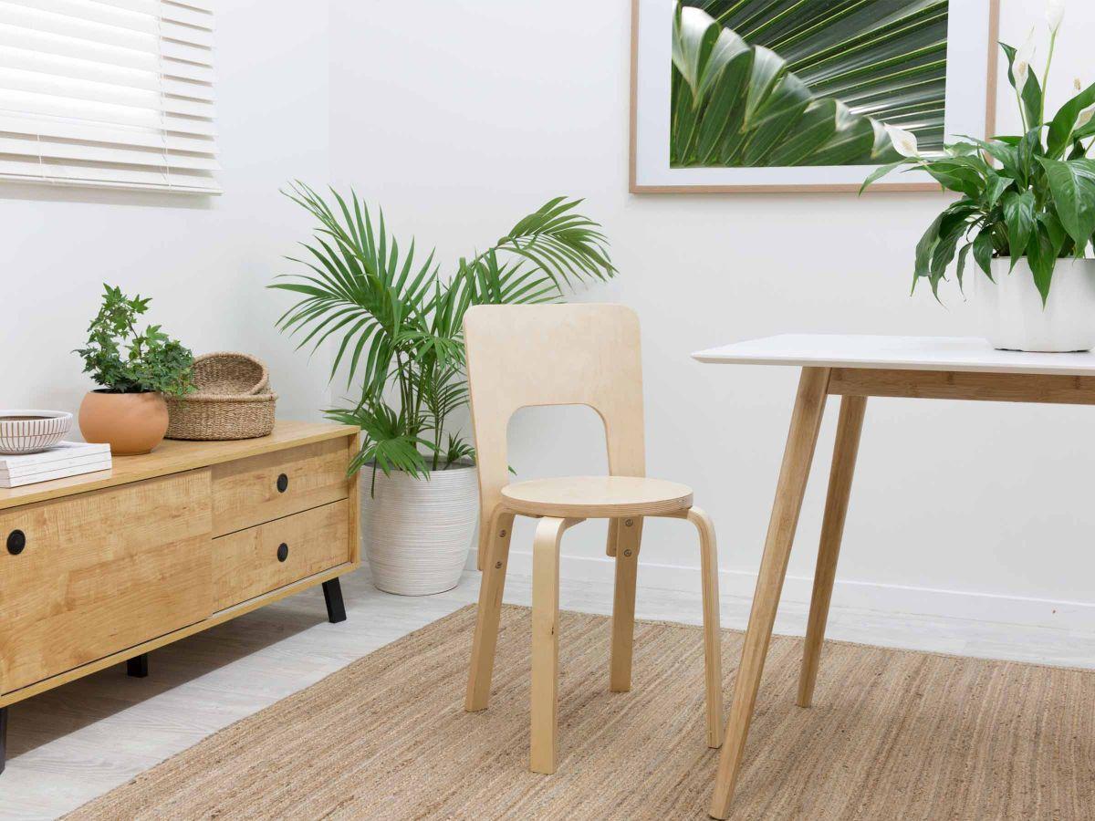 Hudson Wooden Chair