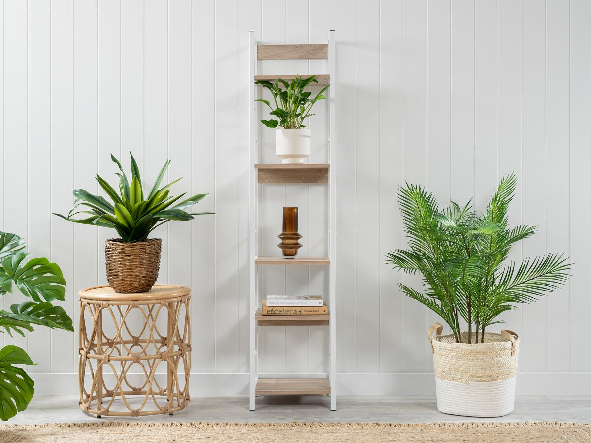 Vigo Shelves - Slim - White