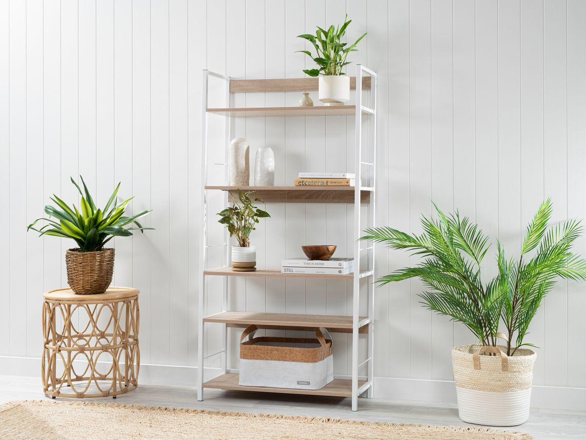 Vigo Shelves - Wide - White