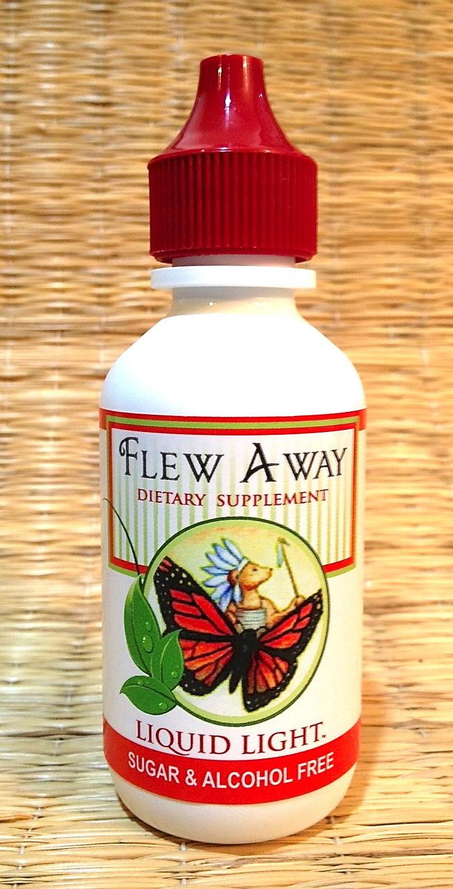 Flew Away