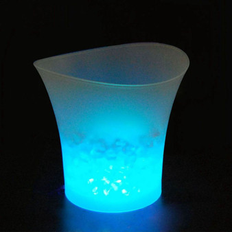 LED, ice, bucket, container, lights, glow, bar, club, vip, wedding, favor