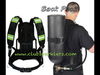 CO2 gas gun, nightclub gas gun, dj gas gun, co2, co2 bazooka, stage co2 bazooka, co2 gas gun, co2 jet gun, co2 cannon,back pack, co2 gun back pack, co2 cannon back pack