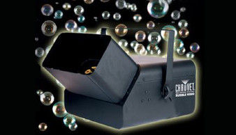 special effects bubble machine for events