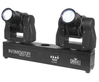 nightclubsupplies, light, beam, lighteffect, beameffect, specialeffect, chauvet, lighting, nightclub, Intim-Spot-Duo-P-0L