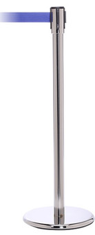 RETRACTABLE STANCHION POST SLIM