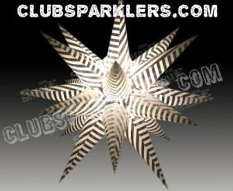 LED STAR STRIPES INFLATABLES