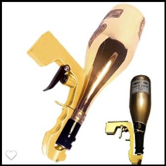 Handheld Champagne Gun | Champagne bottle gun