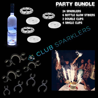 Party Bundle Sparklers Package Bundle