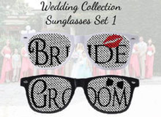 WEDDING CUSTOM GLASSES
