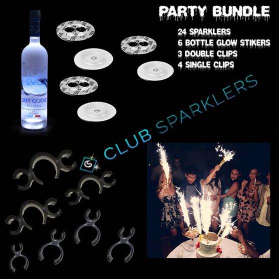 Party Bundle Sparklers Package Bundle