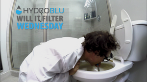 Will It Filter Wednesday - Toilet Water (Ep. 08)