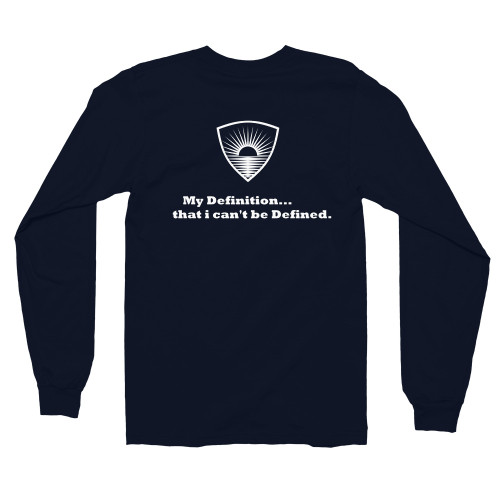 This long-sleeved shirt is made of the ultra-smooth American Apparel cotton, and it has comfy long sleeves to protect you from the elements. The sleeves are cuffed at the hand for a tapered look that adds a little flair. • 100% cotton (heather grey has 10% polyester) • Long sleeves • Cuffed hands • Durable ribbed neckband • Double stitched  Size guide   SMLXL2XL Chest (inches)34-3638-4042-4446-4848-50 Waist (inches)30-3232-3333-3436-3840-42