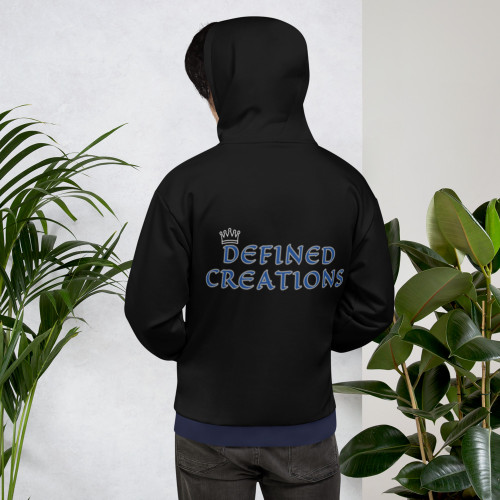 This comfy unisex hoodie has a soft outside with a vibrant print, and an even softer brushed fleece inside. The hoodie has a relaxed fit, and it's perfect for wrapping yourself into on a chilly evening. • 70% polyester, 27% cotton, 3% elastane • Fabric weight: 8.85 oz/yd² (300 g/m²) • Soft cotton-feel fabric face • Brushed fleece fabric inside • Double-lined hood with design on both sides • Unisex style • Overlock seams • Comes with drawstrings  Size guide   XSSMLXL2XL3XL Chest (inches)34 ⅝36 ¼37 ¾4144 ⅛47 ¼50 ⅜ Waist (inches)26 ¾28 ⅜29 ⅞33 ⅛36 ¼39 ⅜42 ½ Hips (inches)3738 ⅝40 ⅛43 ¼46 ½49 ⅝52 ¾
