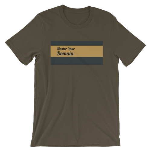 This t-shirt is everything you've dreamed of and more. It feels soft and lightweight, with the right amount of stretch. It's comfortable and flattering for both men and women. • 100% combed and ring-spun cotton (heather colors contain polyester) • Fabric weight: 4.2 oz (142 g/m2) • Pre-shrunk fabric • Shoulder-to-shoulder taping • Side-seamed  Size guide   XSSMLXL2XL3XL4XL Length (inches)2728293031323334 Width (inches)16 ½18202224262830