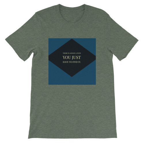 This t-shirt is everything you've dreamed of and more. It feels soft and lightweight, with the right amount of stretch. It's comfortable and flattering for both men and women. • 100% combed and ring-spun cotton (heather colors contain polyester) • Fabric weight: 4.2 oz (142 g/m2) • Pre-shrunk fabric • Shoulder-to-shoulder taping • Side-seamed  Size guide   	XS	S	M	L	XL	2XL	3XL	4XL Length (inches)	27	28	29	30	31	32	33	34 Width (inches)	16 ½	18	20	22	24	26	28	30