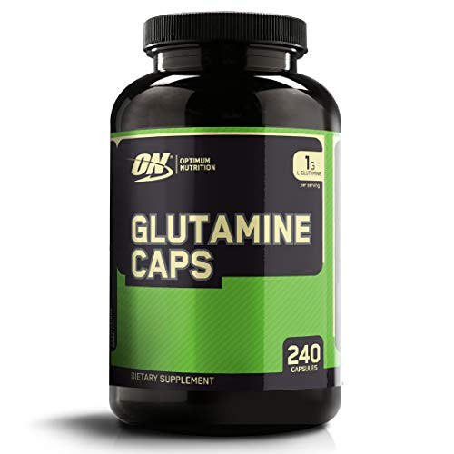 Brand: Optimum Nutrition  Features:  1000 milligram of pure l glutamine per 2 capsules Most abundant amino acid in the body Plays an important role in muscle protein development During prolonged periods of intense exercise, glutamine levels may be depleted  Publisher: Optimum Nutrition  Details: Optimum nutrition glutamine 1000mg, 120 capsules are the most abundant amino acid in the body and they help to support muscle recovery