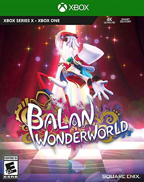 Balan Wonderworld - Xbox One/Xbox Series X