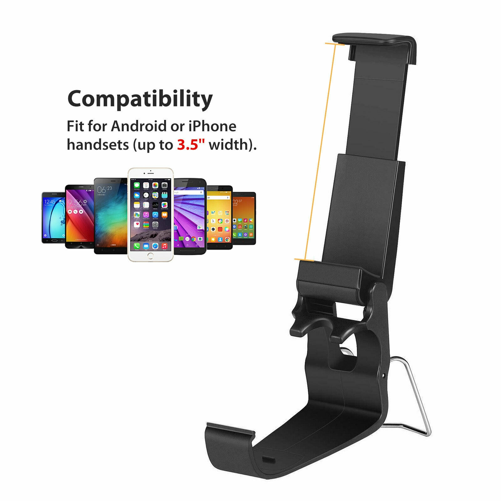 smartphone-clip for xbox one