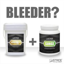 Support for Bleeders