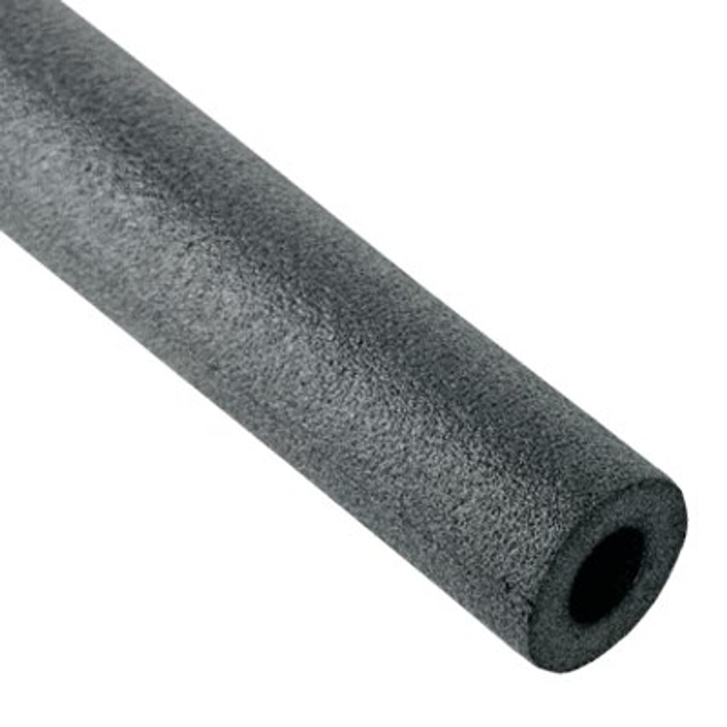 "Pipe Insulation (3ft piece), 1/2"" wall for 3/4"" copper pipe"