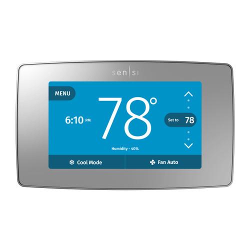 Sensi Touch Color Wi-Fi Thermostat, Silver