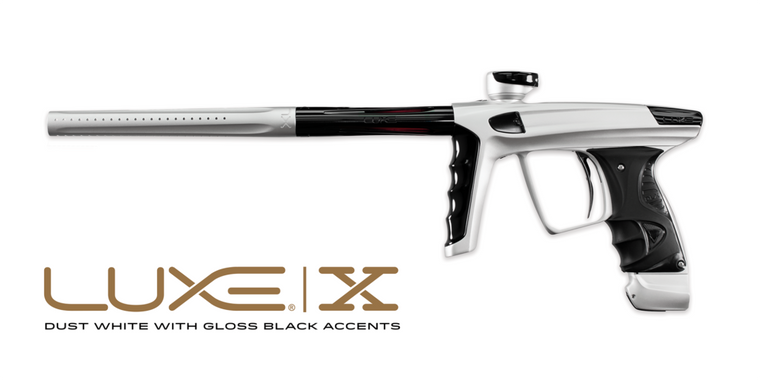 DLX Technology Luxe X - White