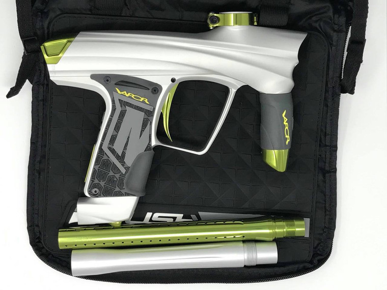 Machine Vapor Paintball Gun Dust White Polish Lime