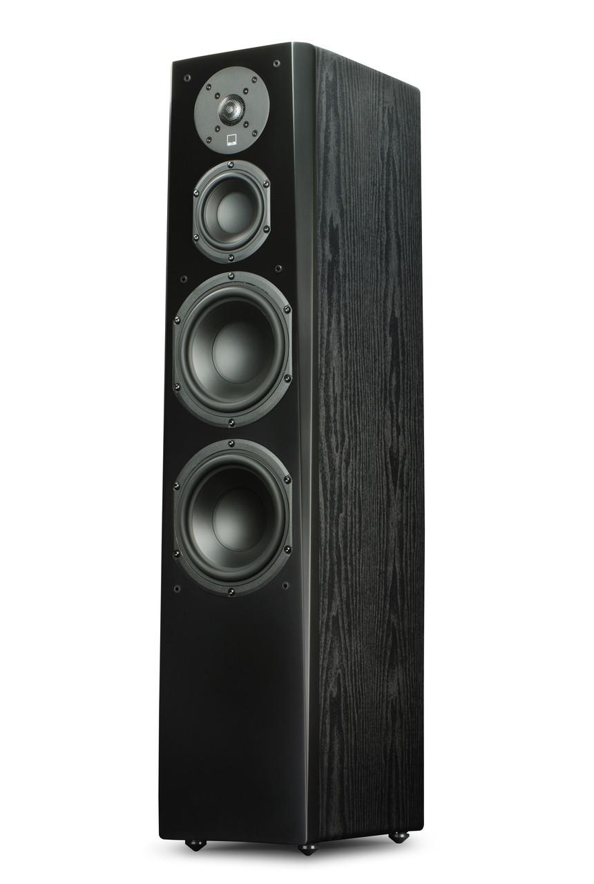 SVS Prime Tower Floorstanding Speakers Black Ash Each