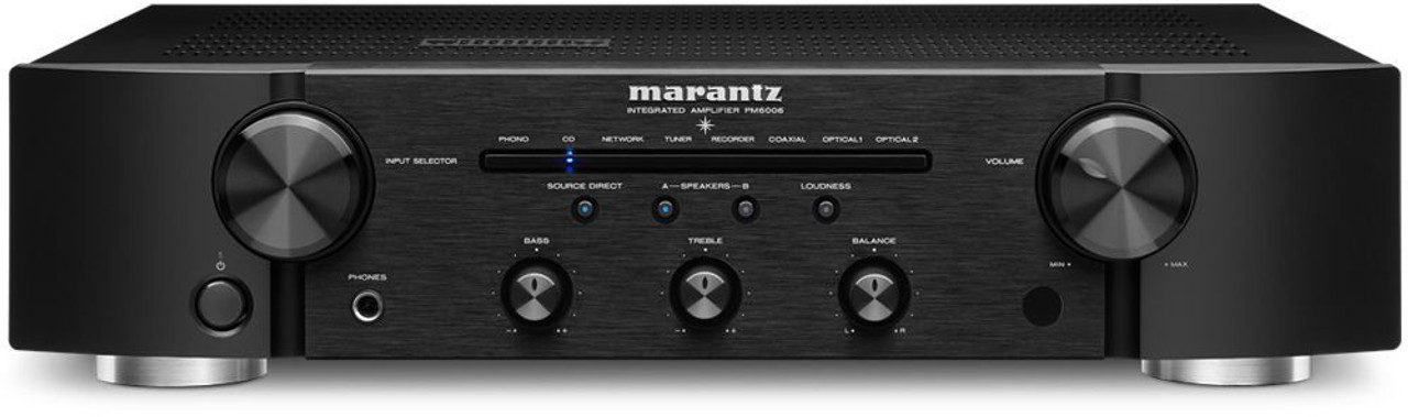 Marantz+//0Awv/9AK4- PM6006 2 Channel Integrated Amplifier