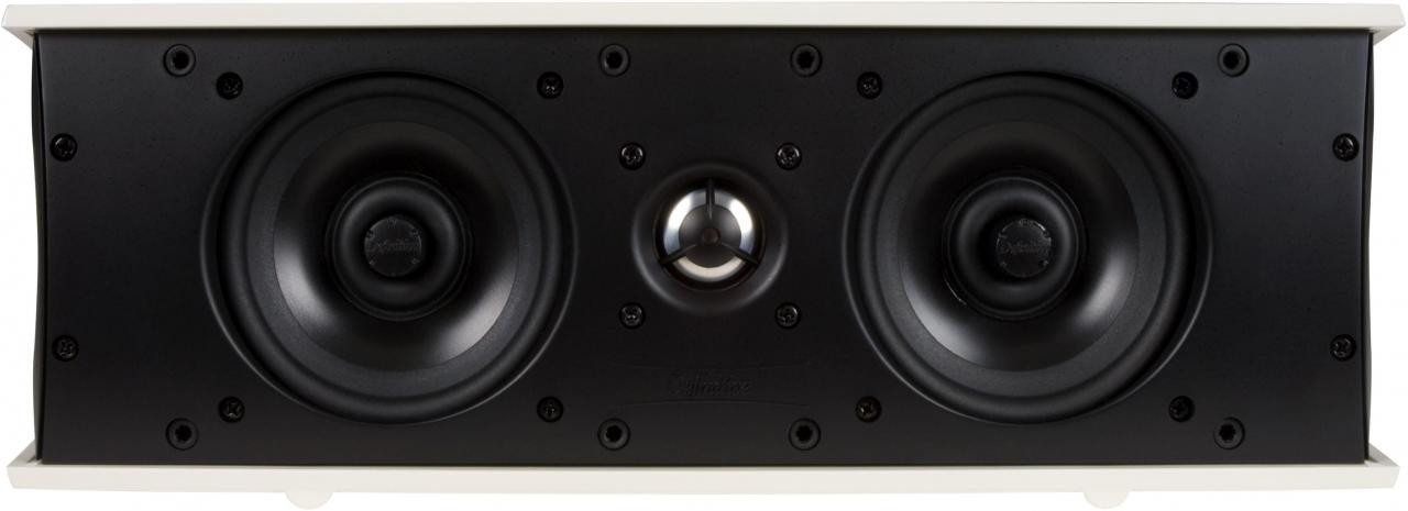 Definitive Technology® ProCenter 1000WHT Center Channel Speaker-Black-