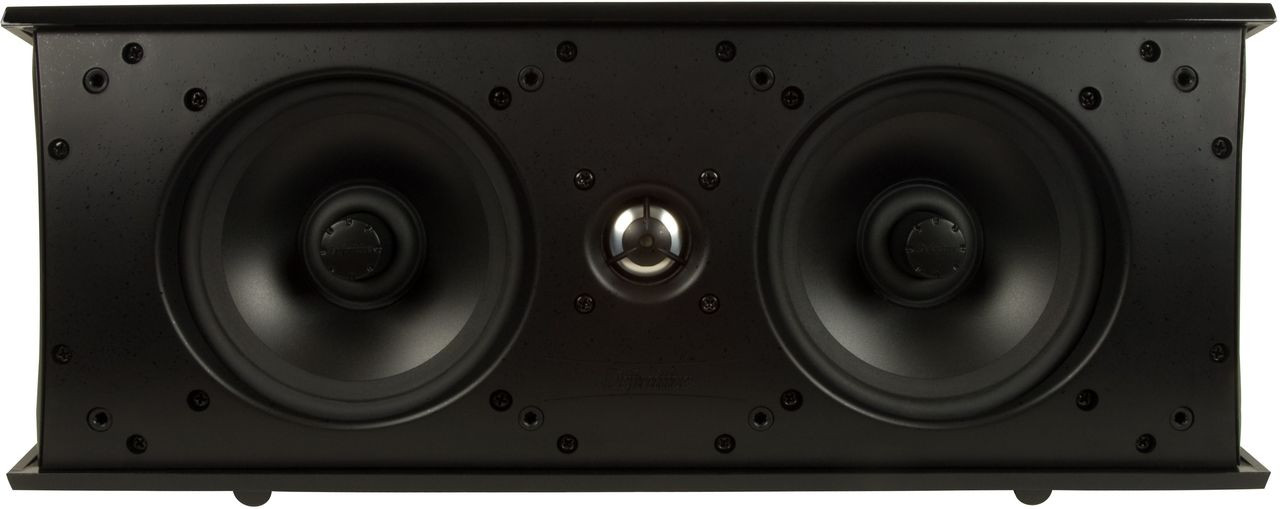Definitive Technology® ProCenter 2000BLK Compact High Definition Center Channel Speaker