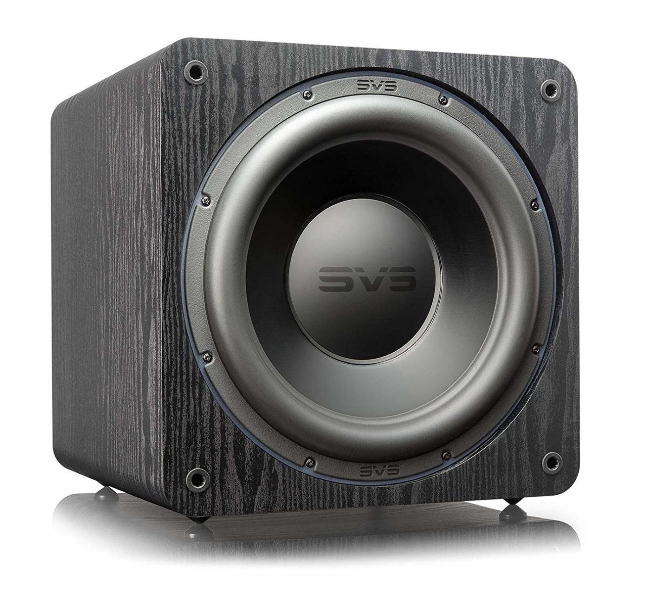 SVS Sound Revolution SB-3000 Subwoofer-Black Ash