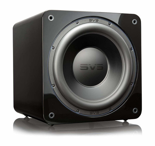 SVS Sound Revolution SB-3000 Subwoofer-Piano Gloss Black-Piano Gloss