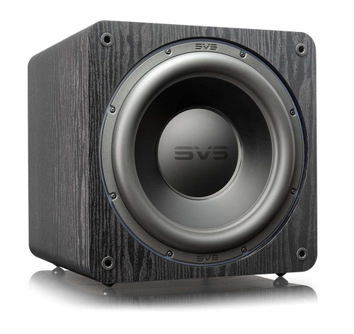SVS Sound Revolution SB-3000 Subwoofer-Black Ash