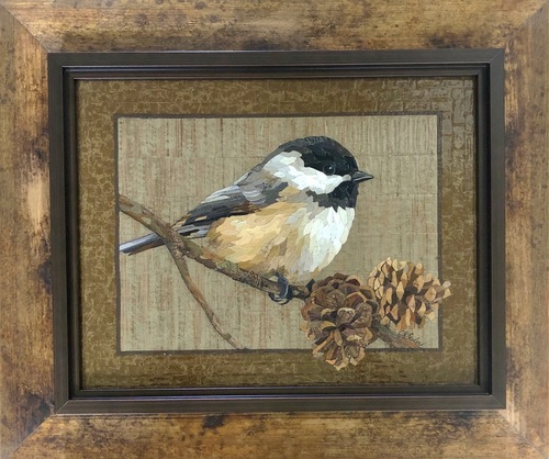 In the Pines / Chickadee