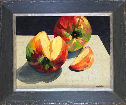 Apple a Day - Original Mosaic