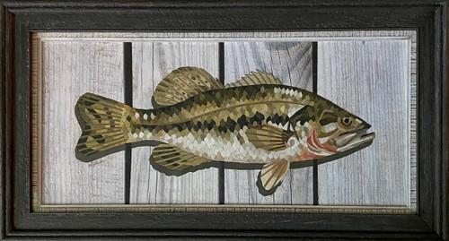 Large Mouth Bass