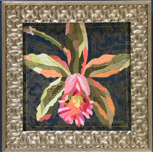 Orchid on Blue / Giclee' 8/50
