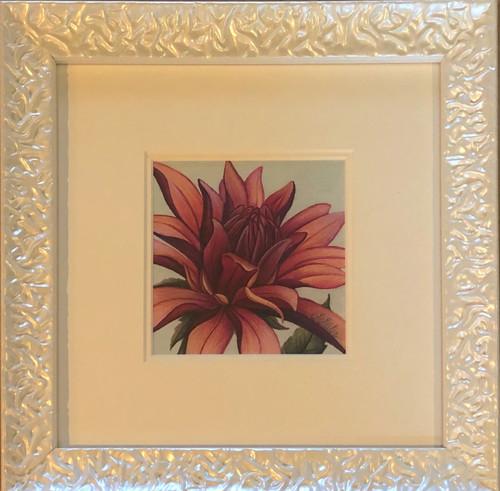 Floral Collection / Dahlia - Giclee'