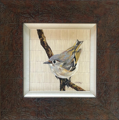 Resting in the Moment / Warbler - Giclee' AP