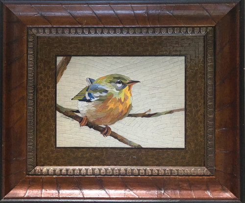 Signs of Fall / Warbler - Giclee' AP